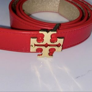 """BRAND NEW TORY BURCH 1"""" LEATHER REVERSIBLE"""